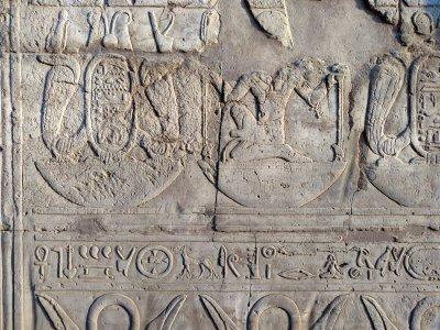 engraving - egypt